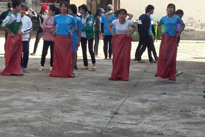 Giải bóng đá truyền thống và trò chơi dân gian 26.2.2018