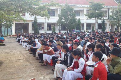 Ngoại khóa: Phòng chống bạo lực học đường