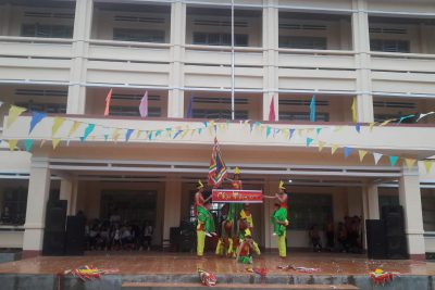 Một số hoạt động chào mừng ngày nhà giáo Việt Nam 20.11.2018